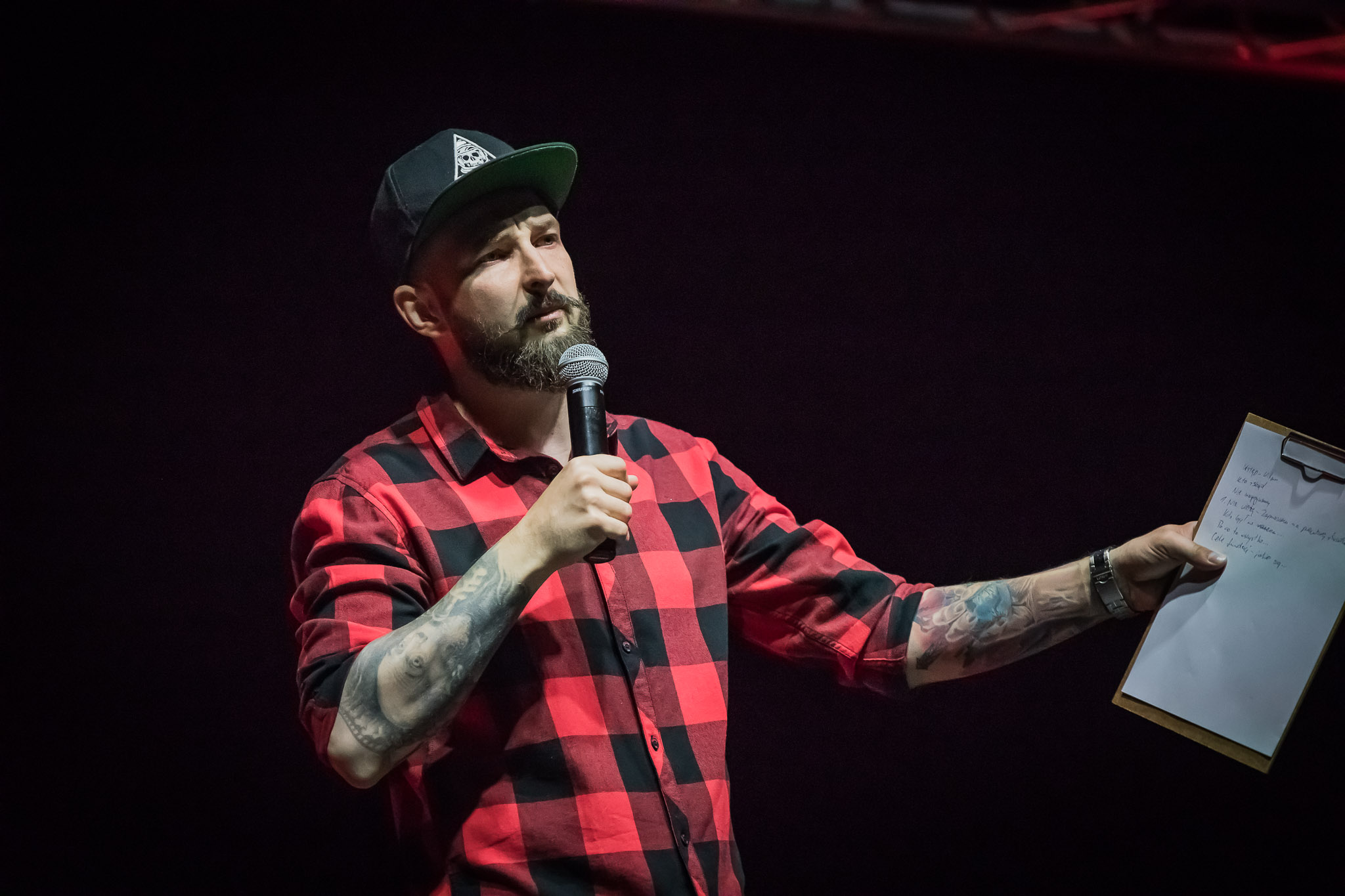 Adam Van Bendler - Stand-Up, Fundacja Psia Krew