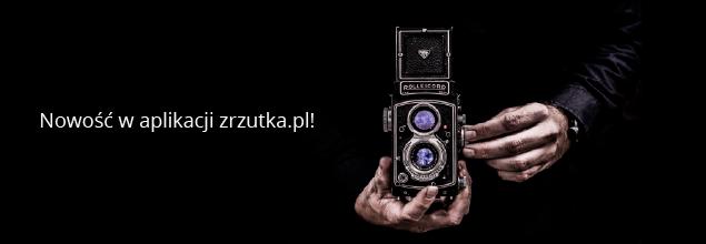 Nowość w aplikacji mobilnej zrzutka.pl!