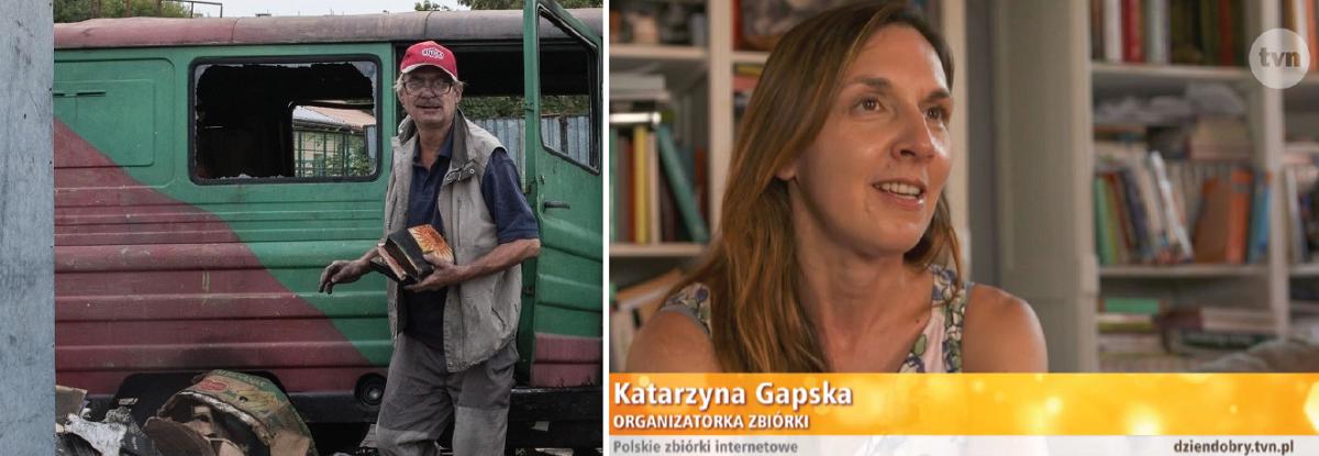 Zrzutka.pl w Dzień Dobry TVN!