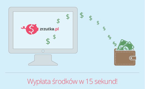 Ekspresowe wypłaty na zrzutka.pl!