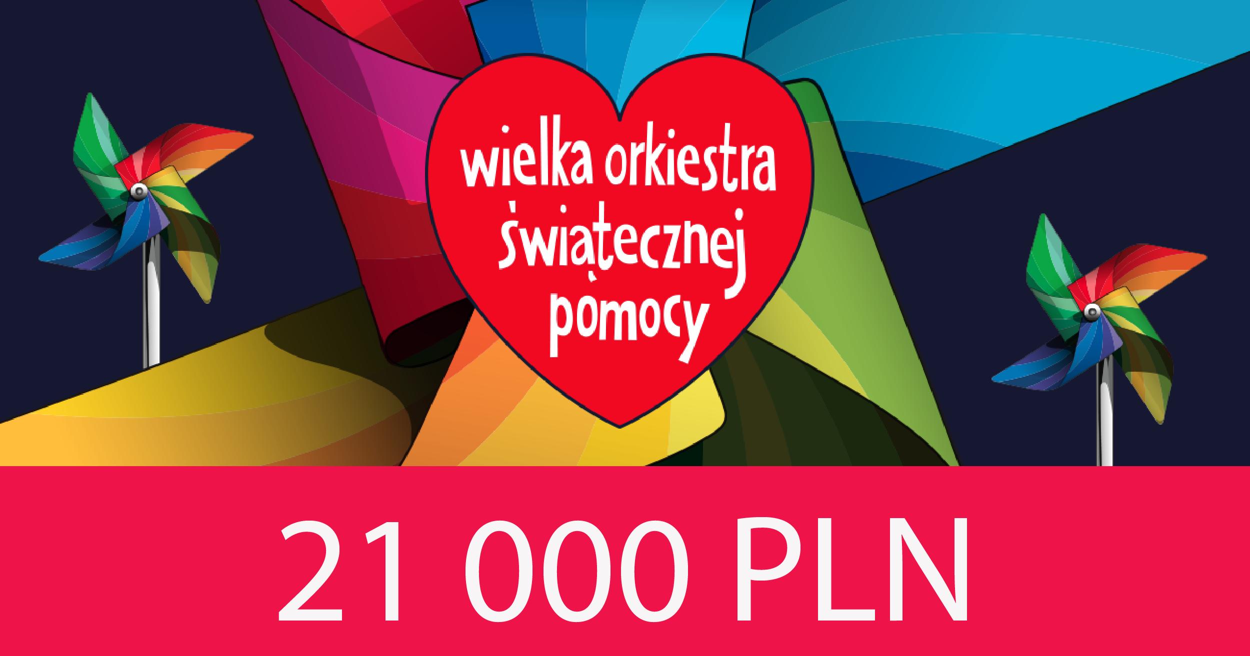 zrzutka.pl zagrała z WOŚP :)