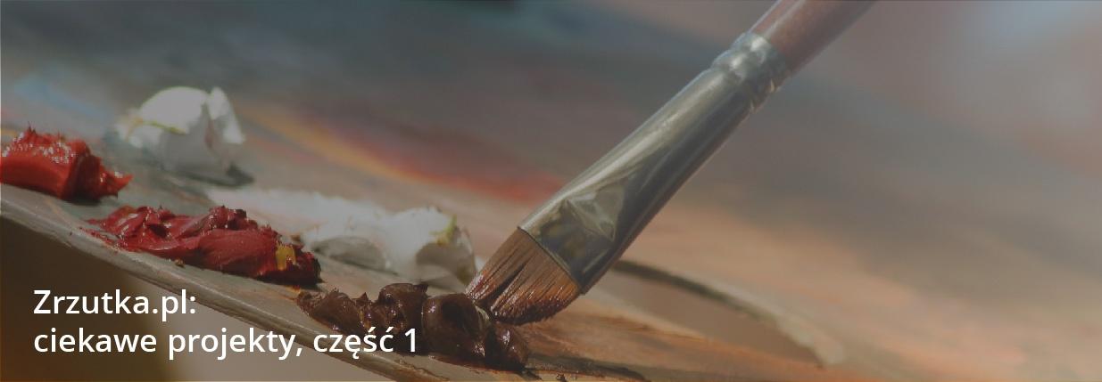 Zrzutka.pl - najciekawsze projekty, część 1. Wystawa obrazów w USA.
