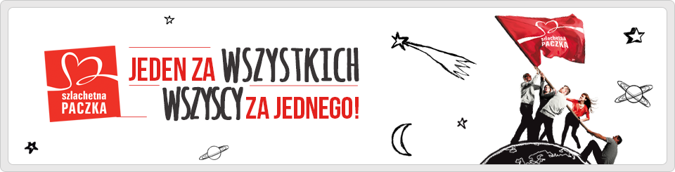 Szlachetna Paczka na zrzutka.pl