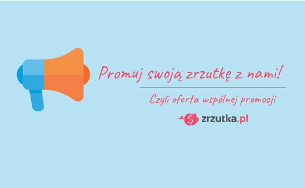 Promuj zrzutkę ze zrzutka.pl!