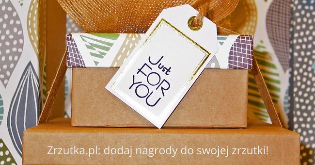 Nagrody na zrzutka.pl - od teraz ze zdjęciem!
