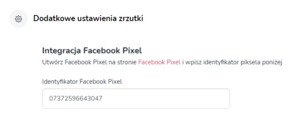 pixel facebooka