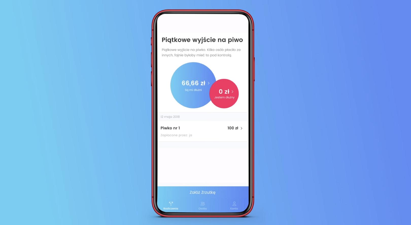 Rozliczenia w aplikacji mobilnej zrzutka.pl - sprawdź to!