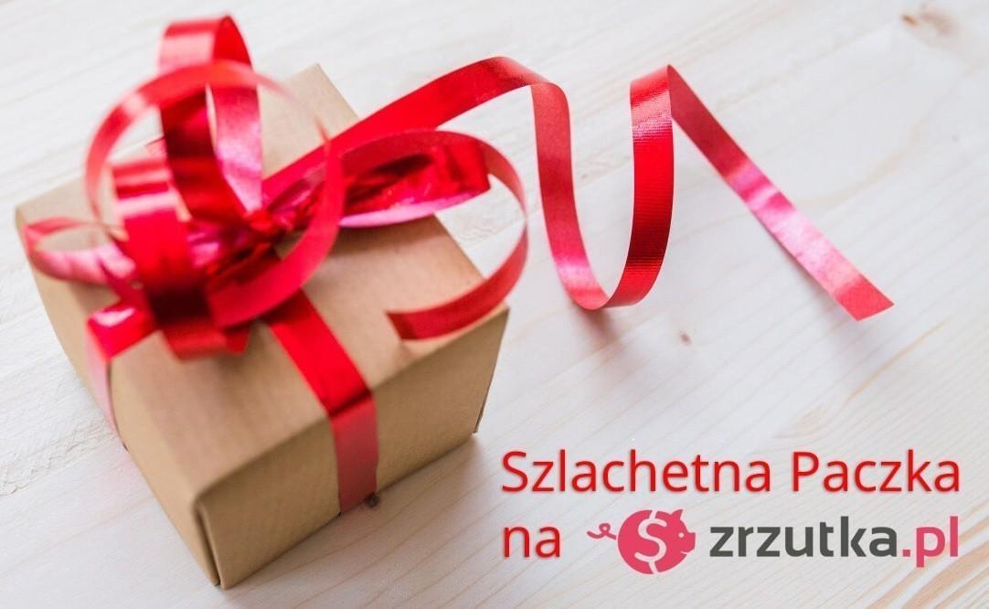 Szlachetna Paczka po raz kolejny na zrzutka.pl!