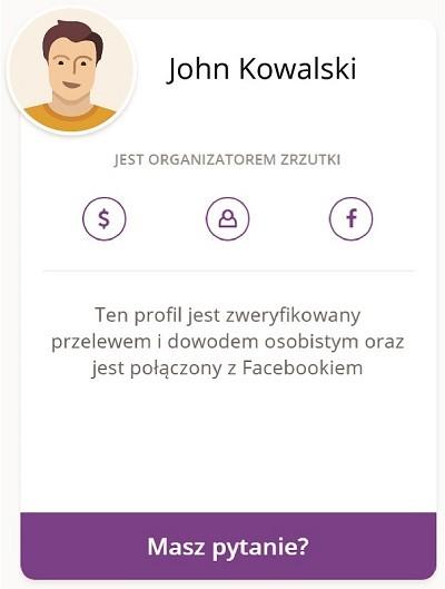 zrzutka.pl weryfikacja