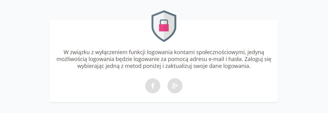 Zmiana zasad logowania na zrzutka.pl - sprawdź co się zmienia!