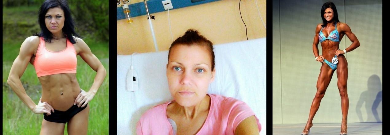 Dajcie jej szansę wygrać najważniejsze zawody życia !!! Wygrajmy z rakiem..