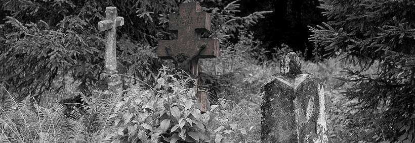Remont łemkowskiego cmentarza w Łabowej - Etap I