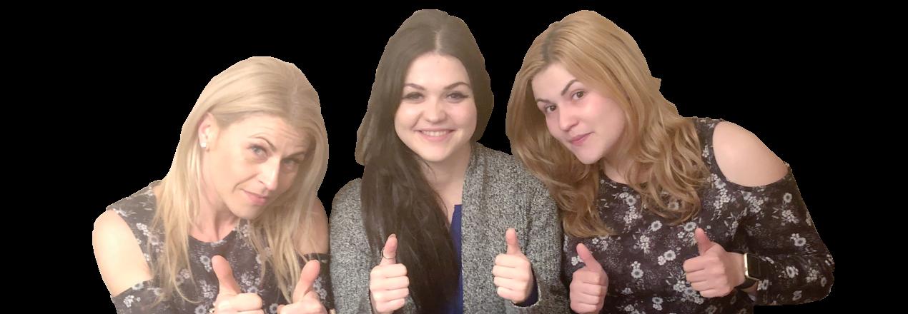 Trzy Muszkieterki w walce z guzem mózgu!
