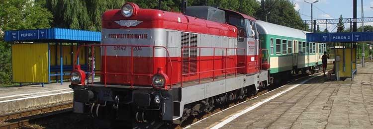 Film dokumentalny o lokomotywach z Chrzanowa