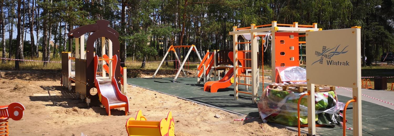 Pomóżcie nam zbudować plac zabaw dla Dzieci !