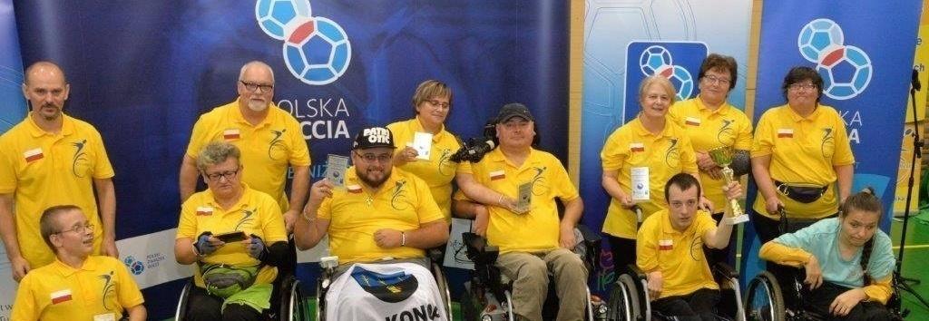 Zakup profesjonalnego sprzętu do paraolimpijskiej dyscypliny sportu BOCCI