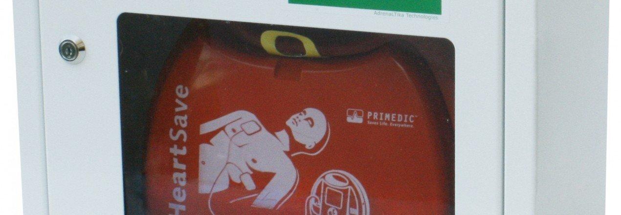 Zbiórka  na defibrylator