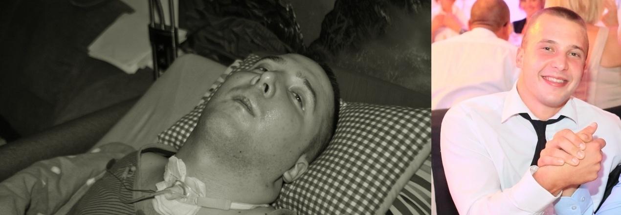 Wygrał ze śmiercią teraz może przegrać te walkę z własnym oddechem. Adrian potrzebuje pomocy !