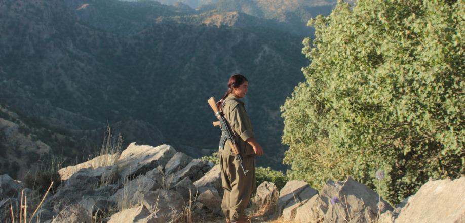 Zrzutka - ksiażka o rewolucji w Rojavie