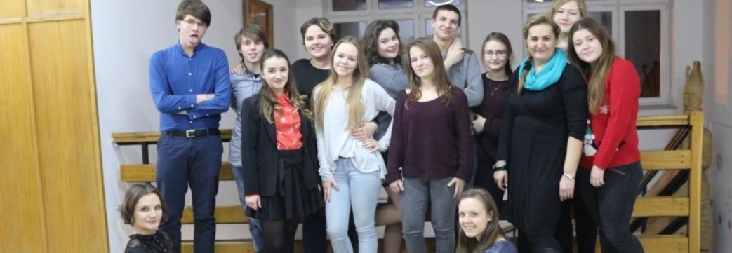Wizyta studyjna młodych pOBUDZONYCH w Warszawie