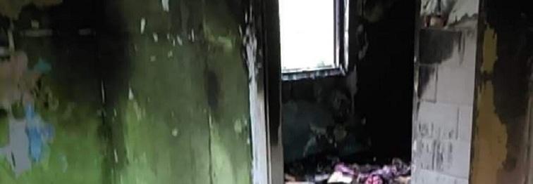 Pomóżmy rodzinie odbudować dom po pożarze