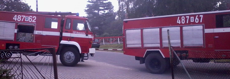 Zbiórka na zakup nowego samochodu ratowniczo-gaśniczego dla OSP Moszczanka