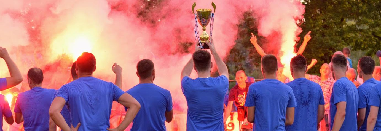 Skawinka Skawina w 4 lidze