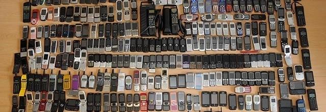 Stworzenie stacjonarnego punktu Muzeum Telefonów Komórkowych - www.MuzeumKomorek.pl