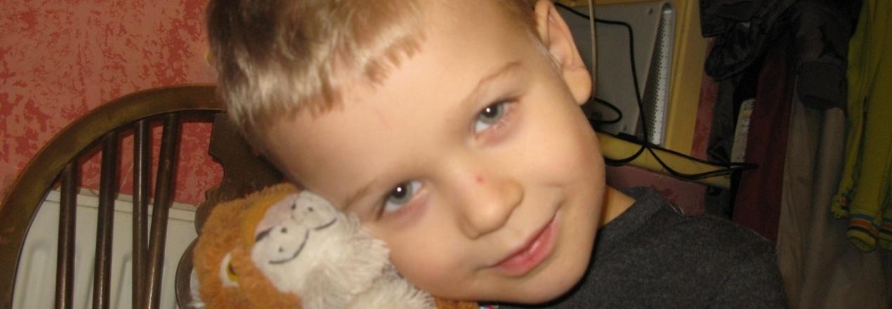 Aleksander Malinka 8 lat zbiórka na turnus rehabilitacyjny
