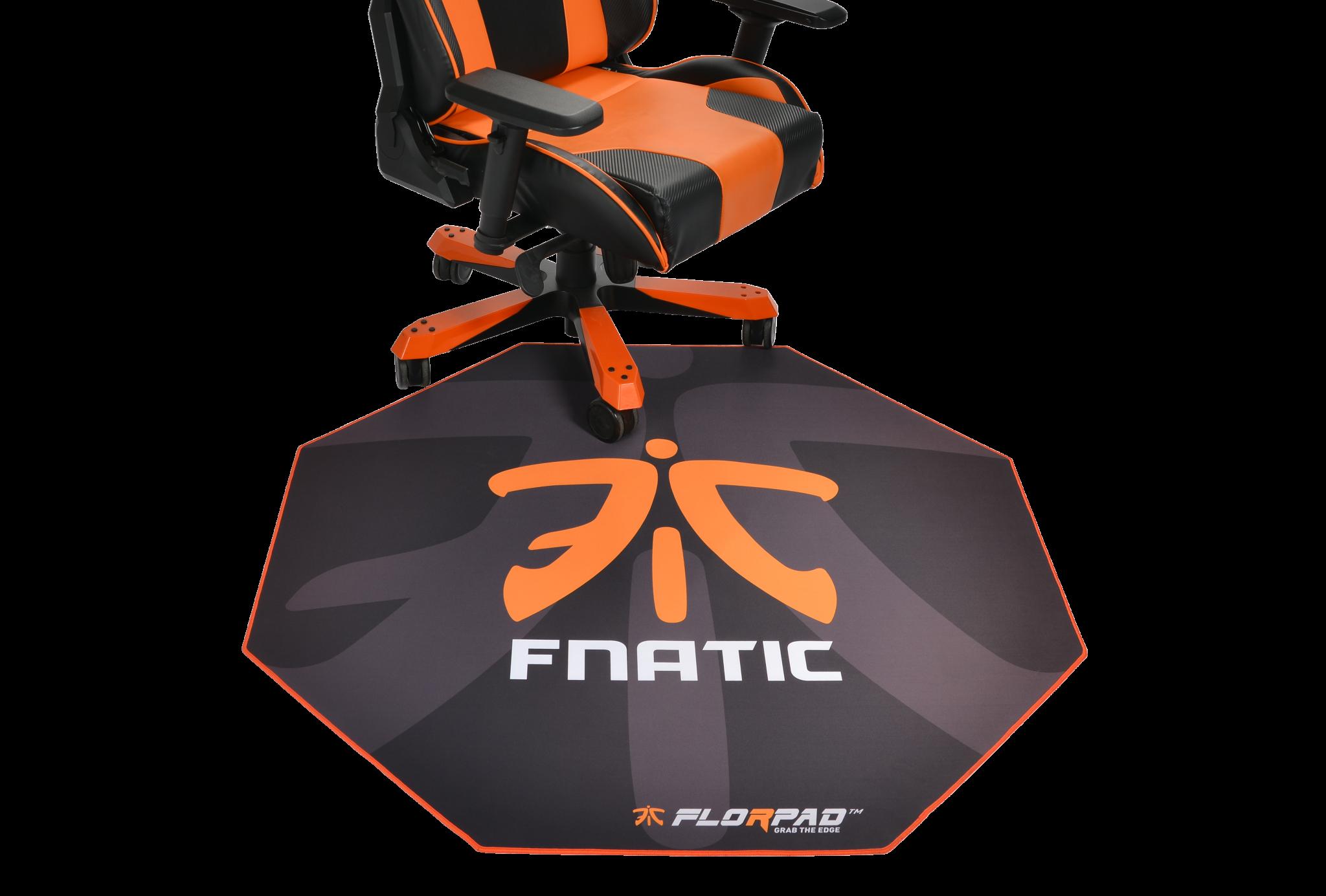 Podkładka pod krzesło - Florpad Fnatic