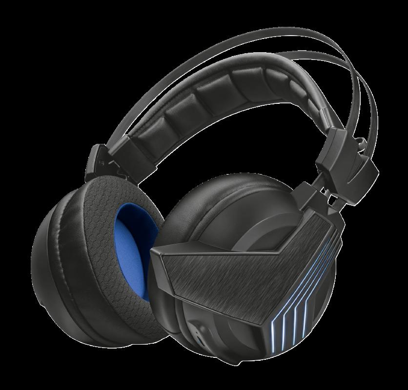 Słuchawki bezprzewodowe Trust GXT 393 Magna