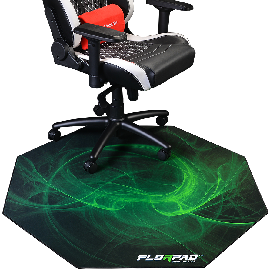 Podkładka pod krzesło - Florpad Venom