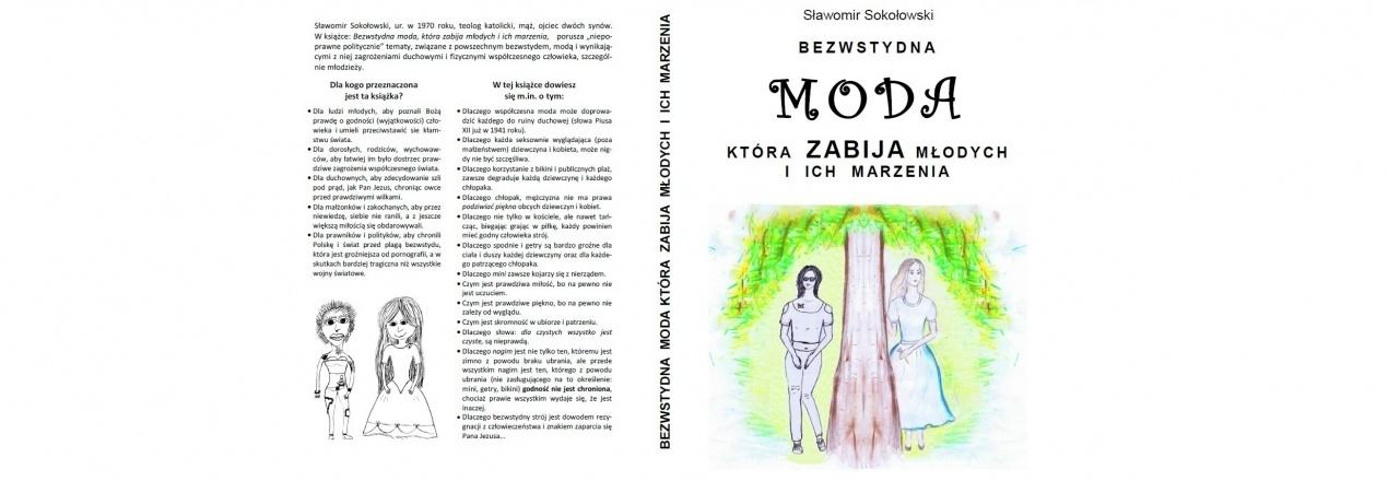 Książka dla młodzieży i dla każdego myślącego człowieka