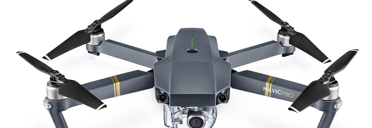 Dron DJI Mavic Pro - Zatrzymajmy technologię 5G!