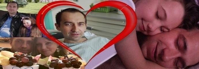 PomożMY Andrzejowi wygrać walkę z rakiem płuca !