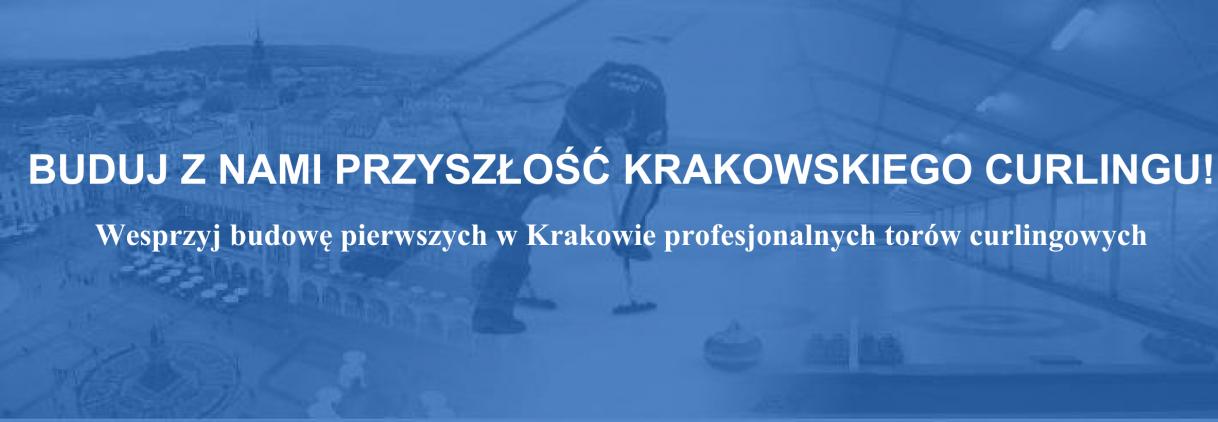Budowa torów curlingowych w Krakowie