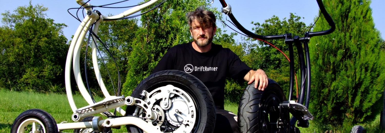 Produkcja pojazdu DriftRunner