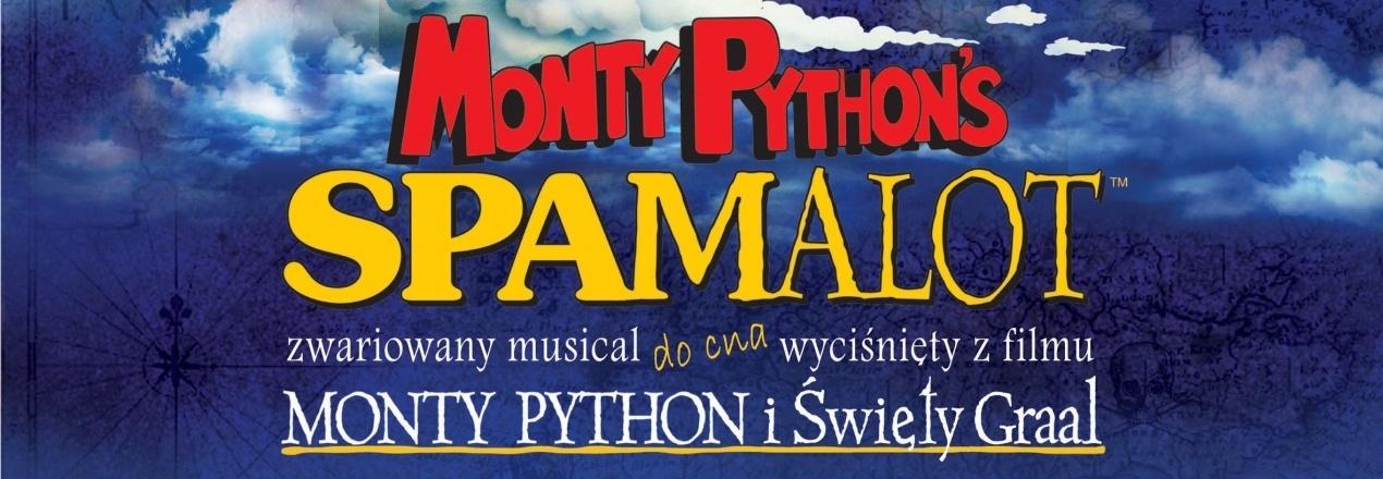 Produkcja musicalu SPAMALOT CZYLI MONTY PYTHON I ŚWIĘTY GRAAL - premiera 20 czerwca 2018