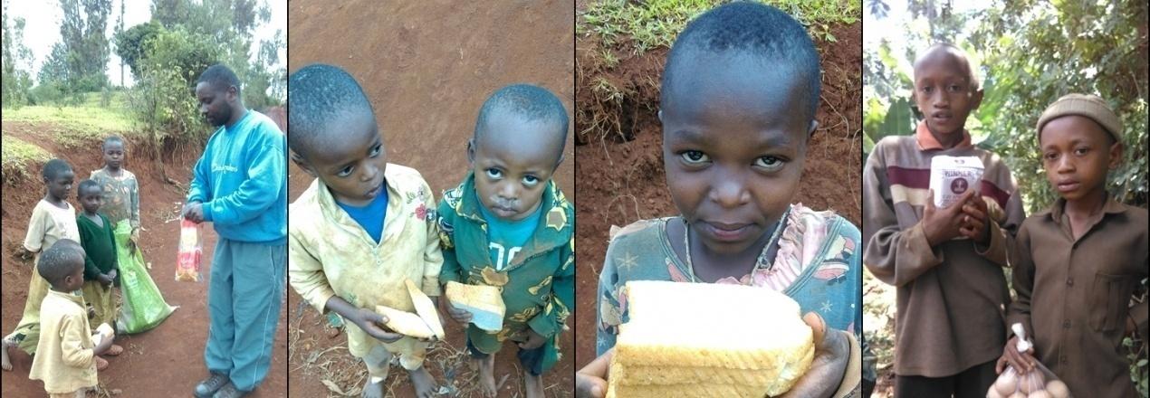 365 dni w roku = dożywiamy dzieci w Kenii na okrągło