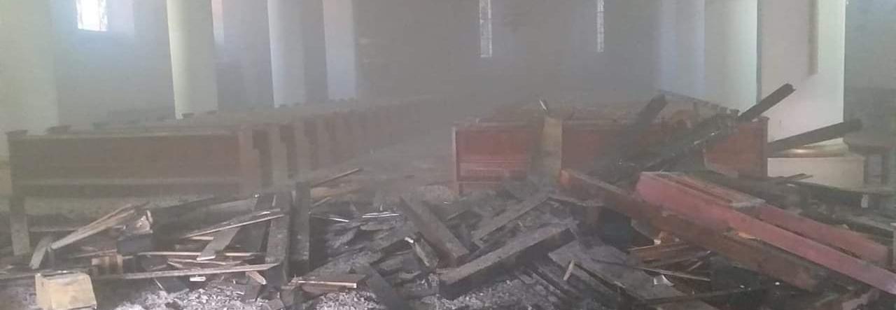 Na odbudowę zniszczonych w skutek pożaru organów w  kościele pw.  św. Wawrzyńca w Gołańczy.