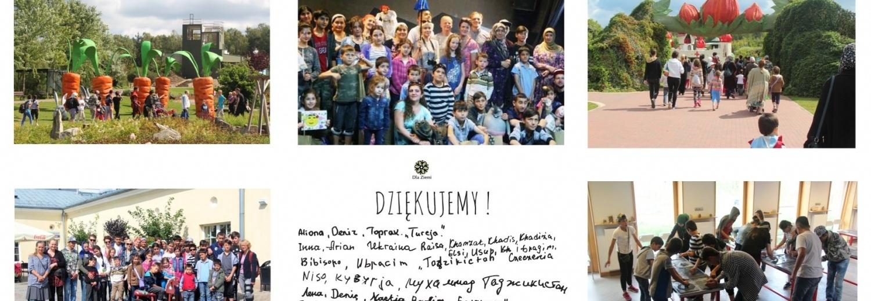 Trzydniowe wakacje w Krakowie dla uchodźczyń z dziećmi