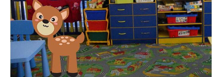 Dywan dla dzieci do przedszkola