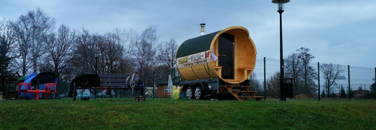 Zrzutka na Mobilną Saunę - Pomagajmy Potrzebującym - Czechowicki Klub Morsów-Morsy i Foczki