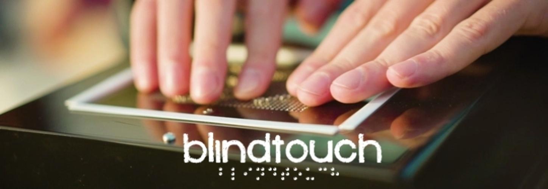 Blindtouch – aparat fotograficzny dla niewidomych