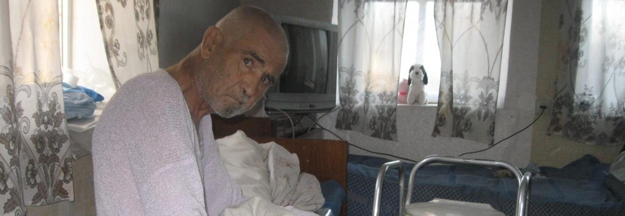 Hospicjum domowe w Mariupolu - Donieck