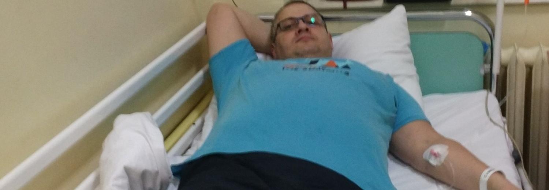 Na odzyskanie sprawności - operacja wszczepienia implantu mocowania protezy nogi