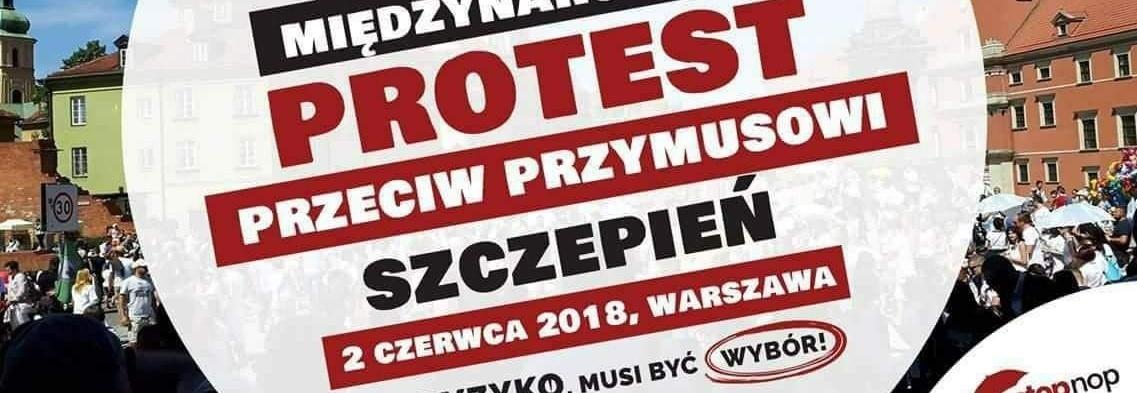 Organizacja Protestu Przeciwko Przymusowi Szczepień 2 Czerwca