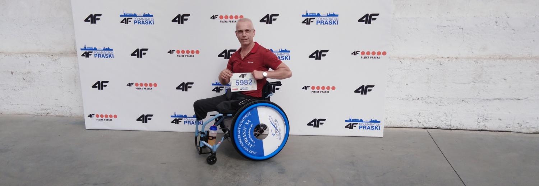 Wózek inwalidzki aktywny pantera