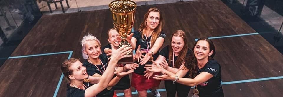 European Club Championships 2019- Edynburg 11 punkt Girls Crew