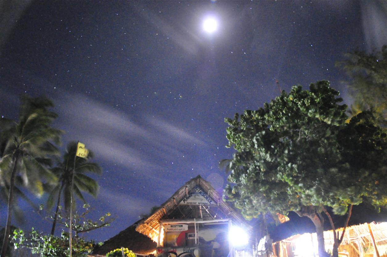 Nocny Zanzibar
